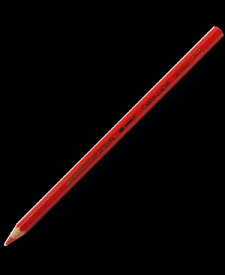 Lápis Aquarelado Caran D'Ache Supracolor 060 Vermellion