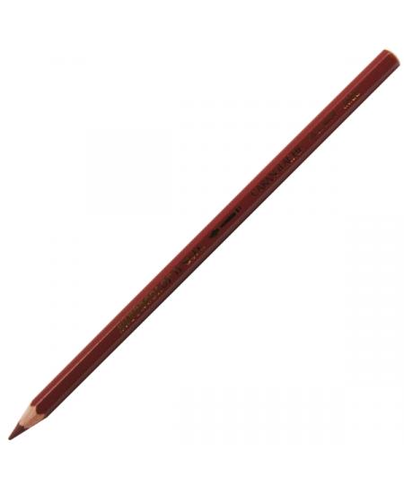Lápis Aquarelado Caran D'Ache Supracolor 069 Burnt Siena