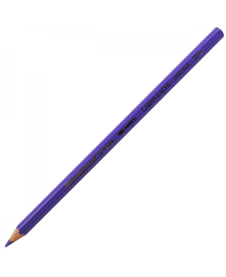 Lápis Aquarelado Caran D'Ache Supracolor 131 Periwinkle Blue