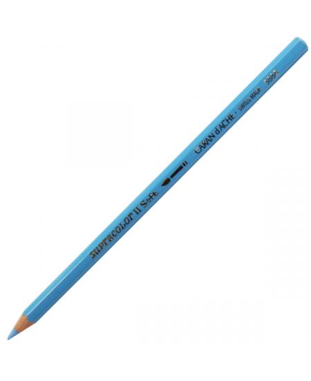 Lápis Aquarelado Caran D'Ache Supracolor 151 Pastel Blue
