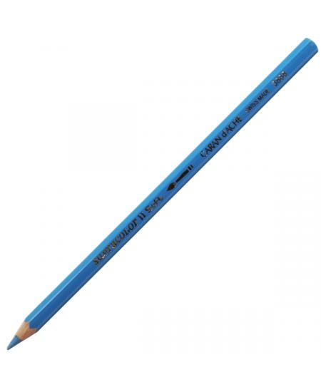 Lápis Aquarelado Caran D'Ache Supracolor 155 Blue Jeans
