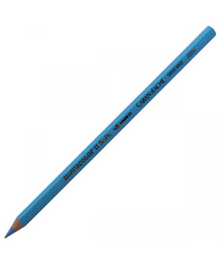 Lápis Aquarelado Caran D'Ache Supracolor 161 Light Blue