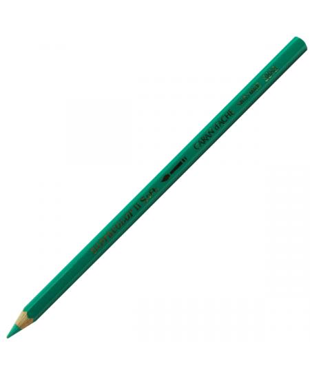 Lápis Aquarelado Caran D'Ache Supracolor 195 Opaline Green