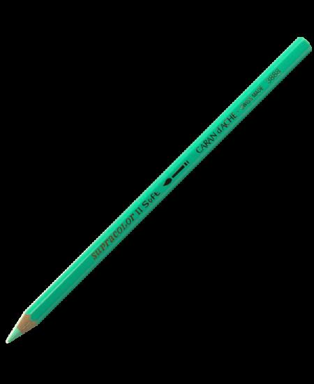 Lápis Aquarelado Caran D'Ache Supracolor 211 Jade Green
