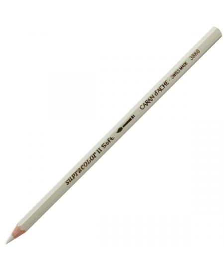 Lápis Aquarelado Caran D'Ache Supracolor 401 Ash Grey