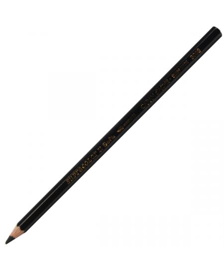 Lápis Aquarelado Caran D'Ache Supracolor 496 Ivory Black