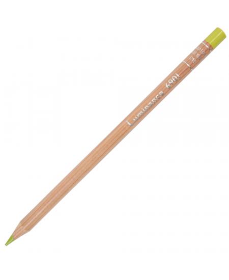 Lápis de Cor Caran d'Ache Luminance 015 Olive Yellow