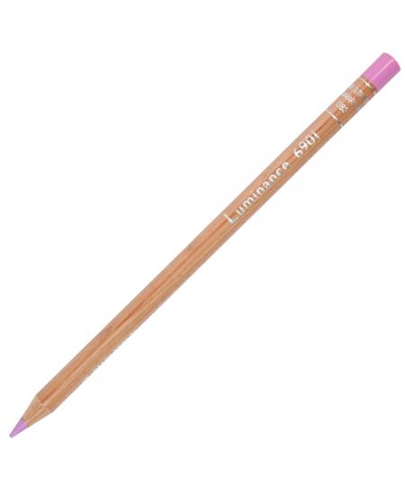 Lápis de Cor Caran d'Ache Luminance 083 Ultramarin Pink
