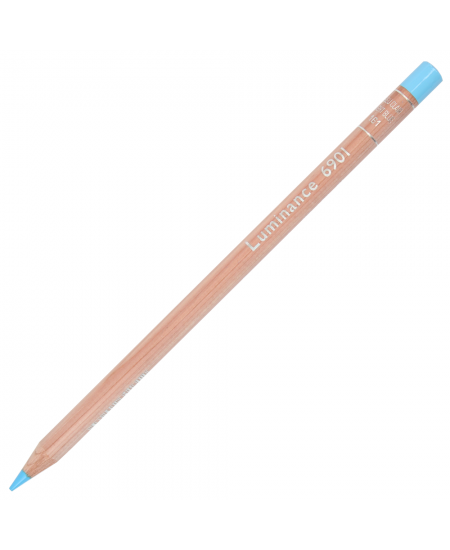 Lápis de Cor Caran d'Ache Luminance 161 Light Blue