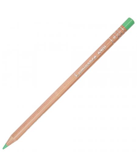 Lápis de Cor Caran d'Ache Luminance 182 Cobalt Green