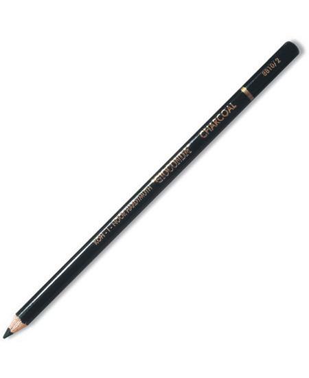 Lápis Crayon Charcoal Carvão Gioconda