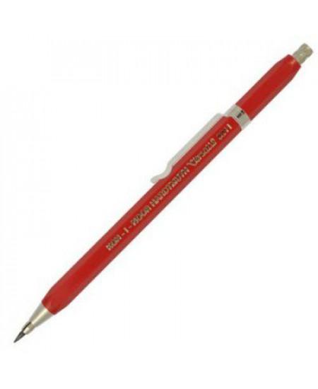 Lapiseira Koh-I-Noor 2mm Versátil 5211 Vermelho