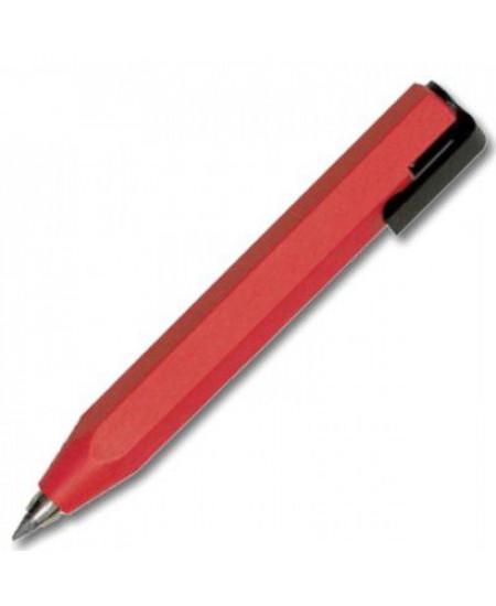 Lapiseira 3.15mm Worther Shorty Vermelho
