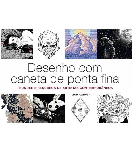 Desenho com Caneta Ponta Fina