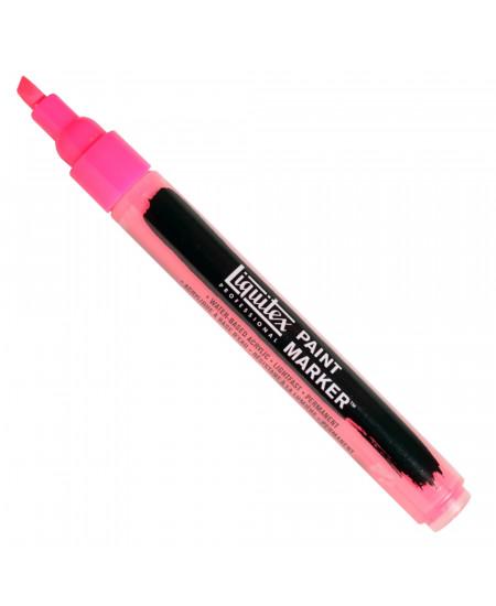 Marcador Liquitex Paint Marker 4mm 987 Fluorescent Pink