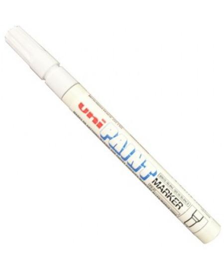 Caneta Uni Paint Marker PX-21 Branco