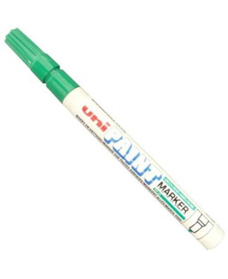 Caneta Uni Paint Marker PX-21 Verde