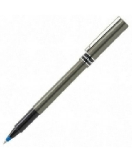Caneta Micro Deluxe Uni-Ball 0.5mm Azul UB-155