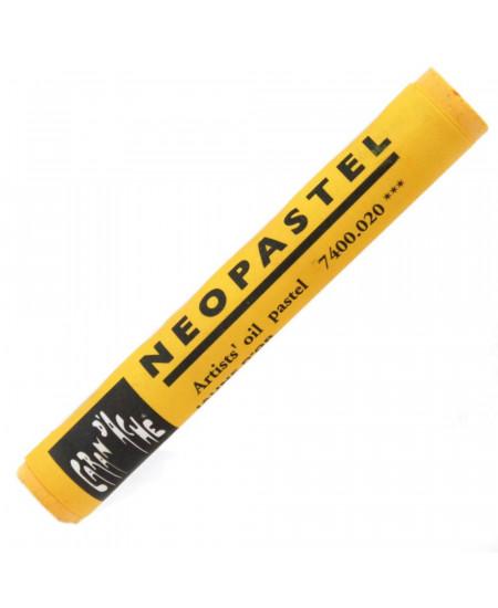 Pastel Oleoso Neopastel Caran d'Ache 020 Golden Yellow