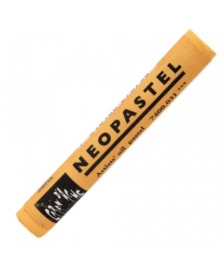 Pastel Oleoso Neopastel Caran d'Ache 031 Orangish