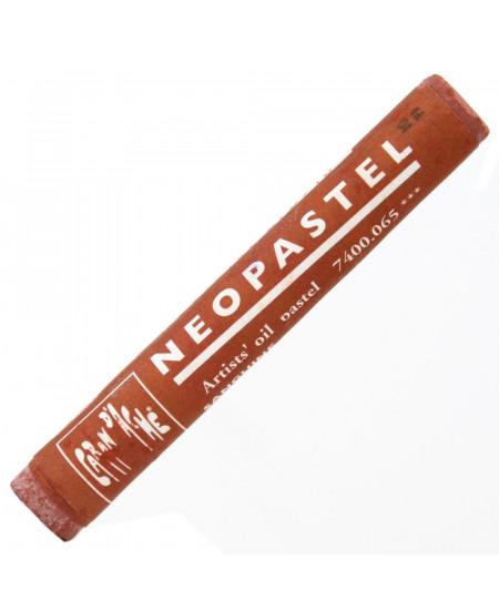 Pastel Oleoso Neopastel Caran d'Ache 065 Russet