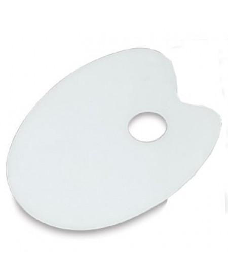 Paleta Para Pintura Trident Oval Formica 23x31cm 12413