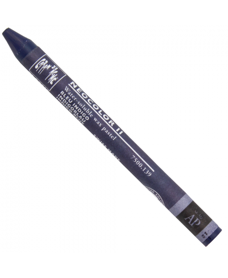Giz Aquarelável Neocolor II Caran D'Ache 139 Indigo Blue