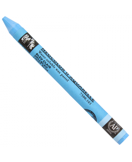 Giz Aquarelável Neocolor II Caran D'Ache 161 Light Blue