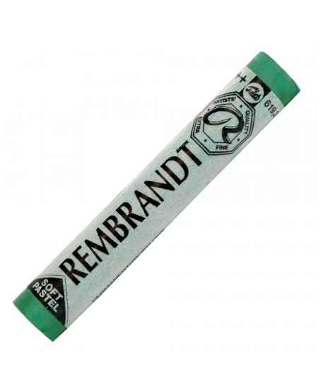 Pastel Seco Rembrandt 619.3 Permanent Green Deep