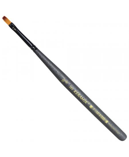 Pincel Mini Brush Keramik 383 10/0 Chato