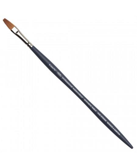 """Pincel Winsor & Newton Professional Watercolor One Stroke 1/4"""""""