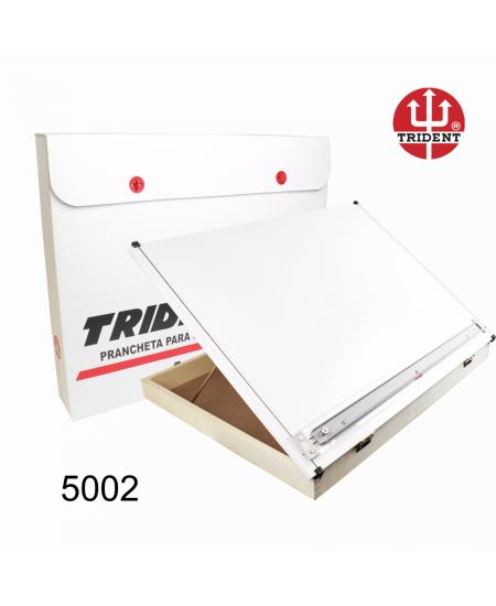 Prancheta  Portátil A2 50x65cm Trident 5002
