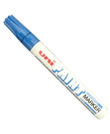 Caneta Paint Marker PX-20 Azul