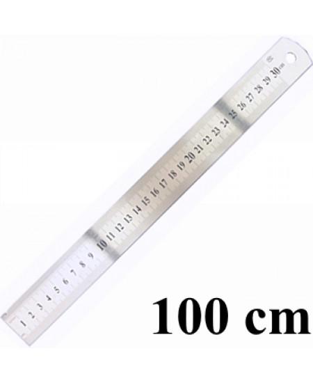 Régua de Aço 100cm
