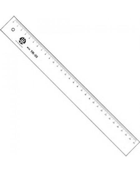 Régua Trident Molegata 30cm RM TR