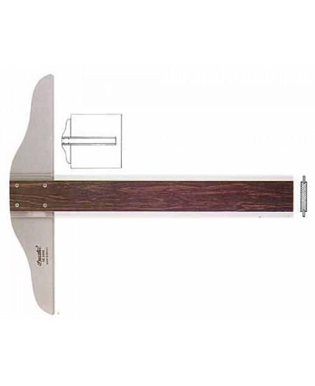 Régua T  80cm Fenólica Trident 5508