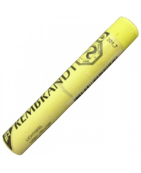 Pastel Seco Rembrandt 201.7 Light Yellow