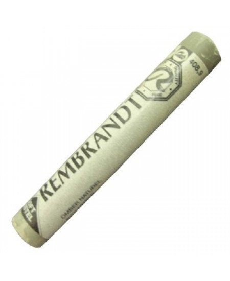 Pastel Seco Rembrandt 408.9 Raw Umber