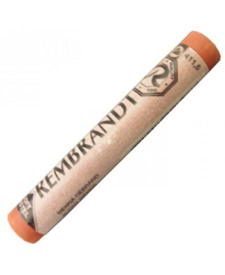 Pastel Seco Rembrandt  411.5 Burnt Sienna