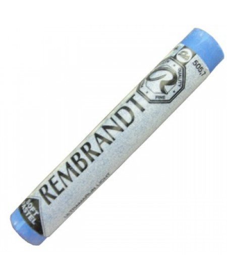 Pastel Seco Rembrandt 505.7 Ultramarine Light