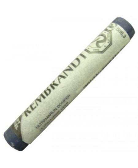 Pastel Seco Rembrandt 506.3 Ultramarine Deep