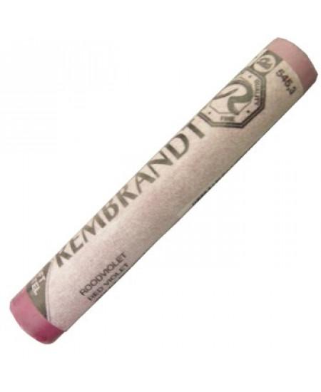 Pastel Seco Rembrandt 545.3 Red Violet