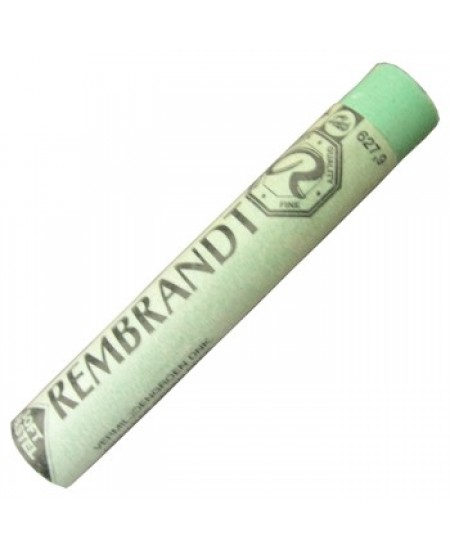 Pastel Seco Rembrandt 627.9 Cinnabar Green Deep