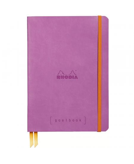 Caderno Goalbook Rhodia Lilac