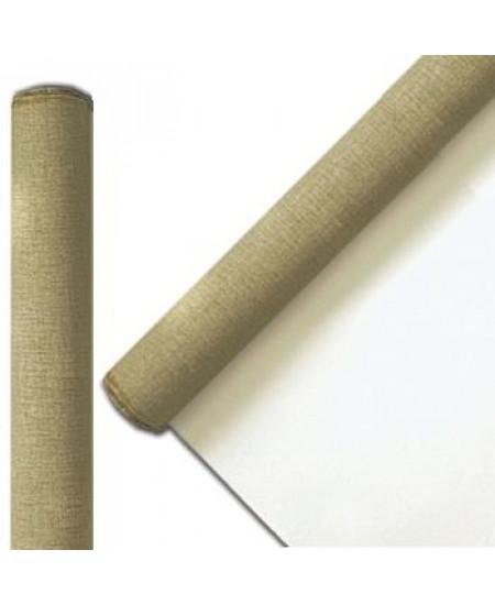 Rolo de Tecido em Linho Para Tela Profissional 1,65x01mt Linear