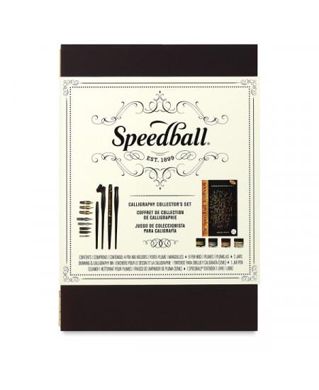 Conjunto Para Caligrafia Colecionador Speedball