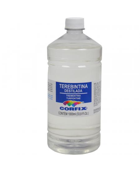 Terebintina Destilada Corfix 1000ml