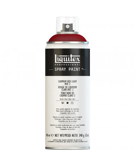 Tinta Acrílica Spray Liquitex 400ml 2510 Cadmium Red Light Hue 2