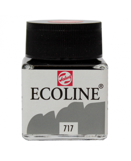 Ecoline Talens 30ml 717 Cold Grey