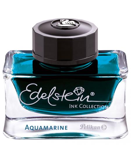 Tinta Edelstein Pelikan Aquamarine Para Caneta Tinteiro